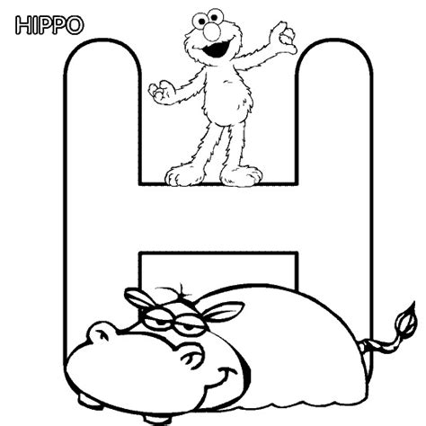 Elmo Coloring Pages Coloring Pages To Print H Coloring Pages
