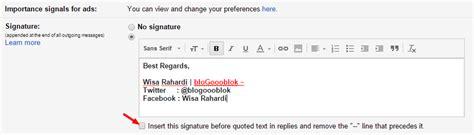 cara membuat gmail perusahaan cara membuat signature pada gmail yahoo dan outlook