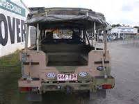 5 Fw Ca Land Rover Def Camouflage Forest 1989 110 perentie with genuine power steering upgrade