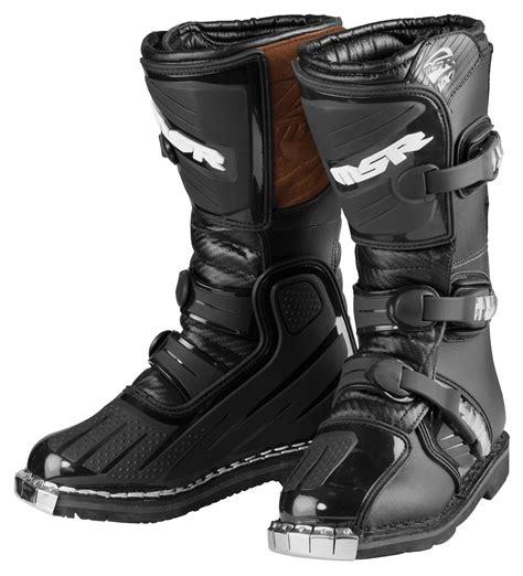 youth motorcycle boots msr youth vx1 boots black jpg
