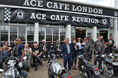 Ace Cafe what makes a motorcycle cafe motorbike writer