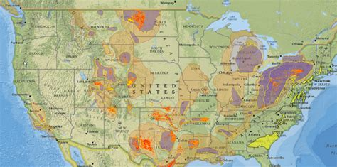 united states shale map map of us shale plays fidor me