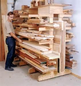 pdf lumber storage rack plans free