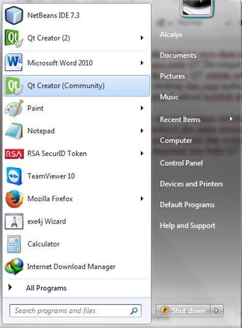 qt programming in windows digital sains setup qt developer for android
