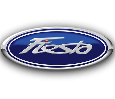 logo ford fiesta fiesta st badge overlays