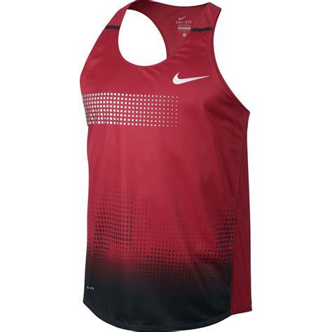Nike Singlet wiggle nike distance singlet fa13 running singlets