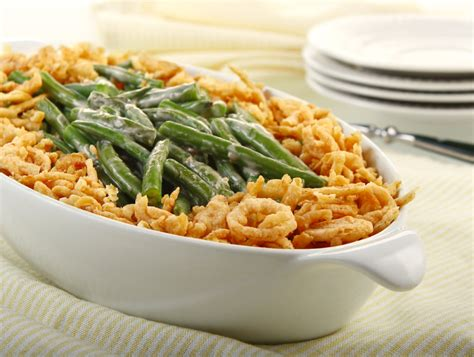 Thanksgiving Tip Make A List Or Two by Green Bean Casserole Recipe Dishmaps