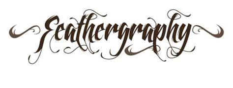 keepsake tattoo font handy collection of attractive tattoo fonts for designers
