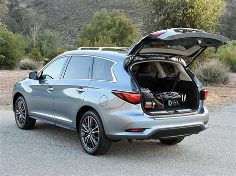 infiniti qx60 trunk space powersteering 2016 infiniti qx60 review j d power cars