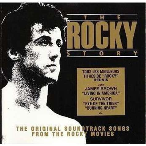 best of rocky soundtrack the rocky story by brown vince dicola survivor