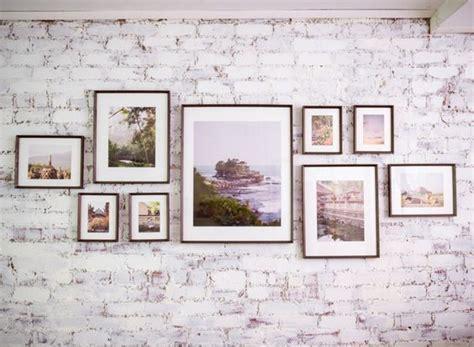 best gallery walls 25 best ideas about photo walls on hallway