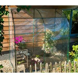 mini serre de jardin adoss 233 e 2m 178 nature