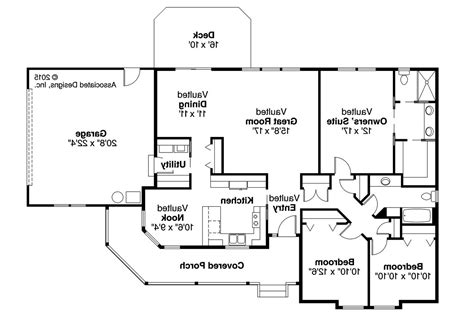 country style floor plan country house plans briarton 30 339 associated designs