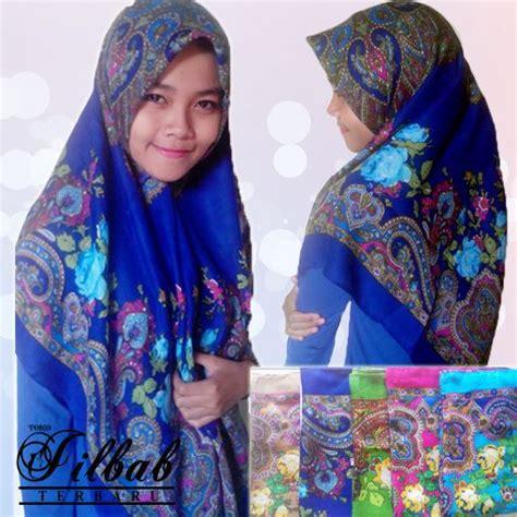 Jilbab Segiempat Tirex jilbab segi empat tirex melya 02 jenis jilbab ini adalah salah satu dari motif yang banyak