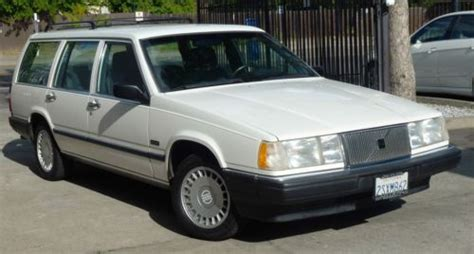 sell   volvo  turbo wagon  sacramento california united states