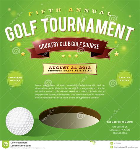 Golf Invitation Templates Cloudinvitation Com Golf Tournament Invitation Template Free