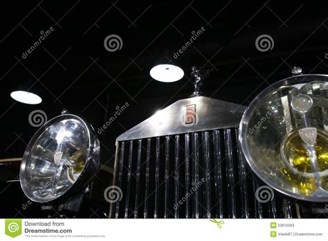 symbol for rolls royce rolls royce symbol editorial stock photo image 53615563