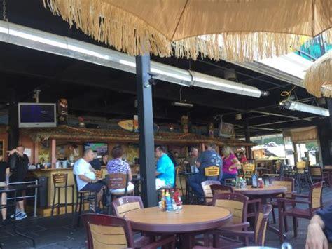 Motorized Tiki Bar Tiki Bar Picture Of Electric Palm Restaurant Woodbridge