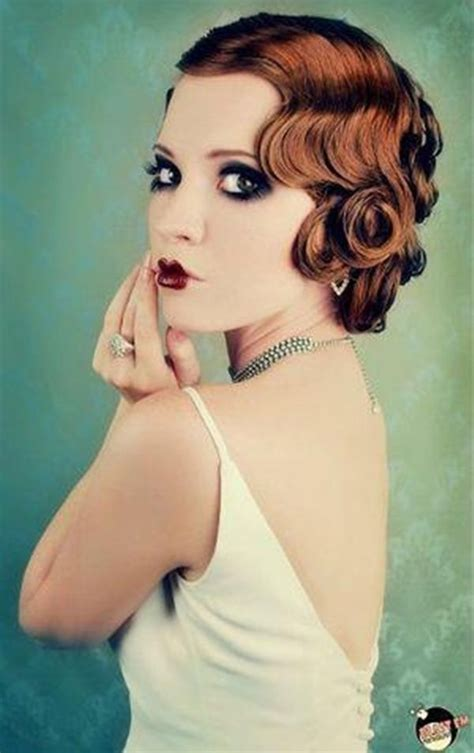 actual 1920 old day photo of hairstyles sassy modern day flapper hairstyle pictures photos and