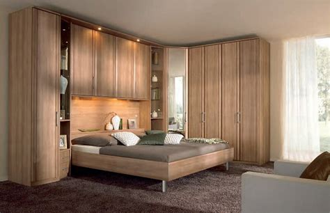 The Bed Wardrobes by Nolte Horizon 4000 Wardrobe In Cabana