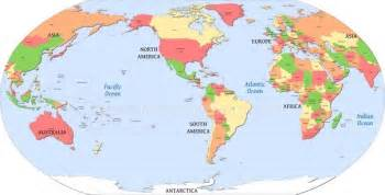 on us map why isn t our world map made to look like this quora