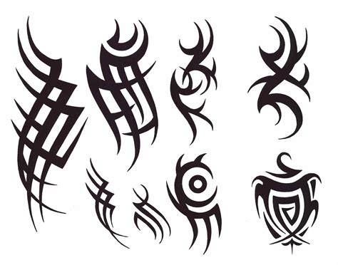 designs for on paper gotten tribal