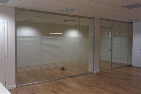 pareti in vetro per uffici pareti divisorie in vetro per ufficio ma co s a s di