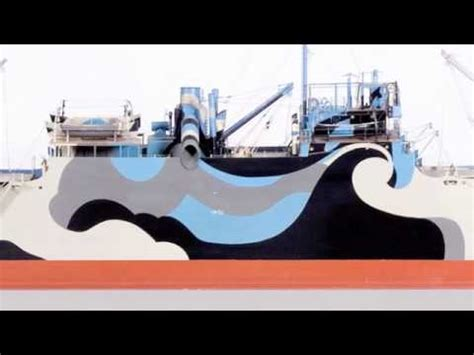 u boat attack new york dazzle painting youtube