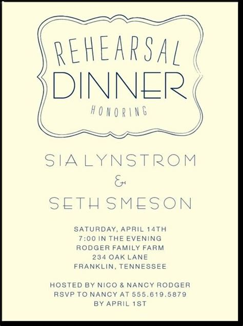 rehearsal dinner invitations wedding paper divas 42 best planning for shh gjh images on rehearsal dinner invitations rehearsal