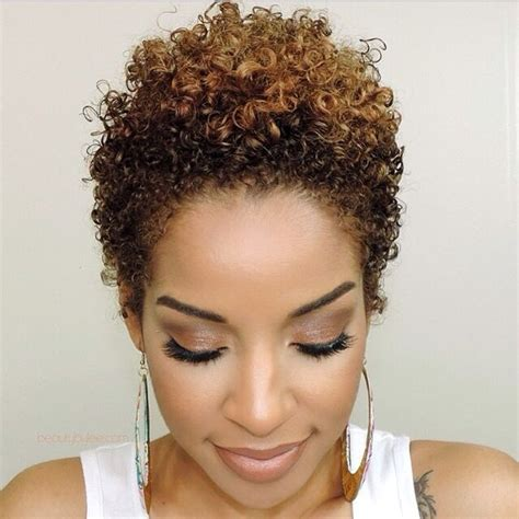 how to curl medium hair with tapered curling iron natural hair curls tapered twa hair twa pinterest