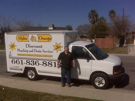 Plumbing Bakersfield Ca by Alpha Omega Discount Plumbing Drain Services 10 Photos
