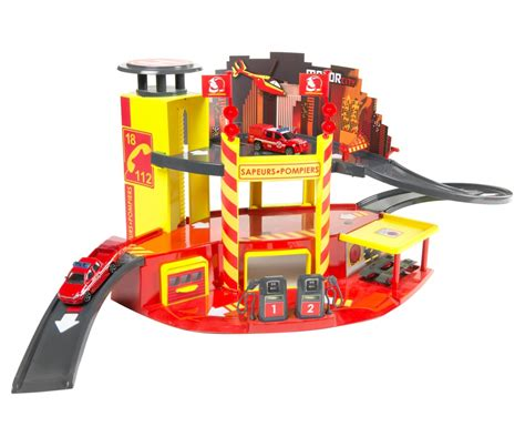 majorette garage garage motor city pompiers garage univers de jeu