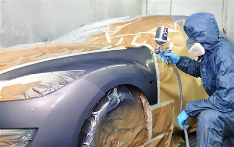auto paint matching following a car collision b l automotive repairs inc chicago il