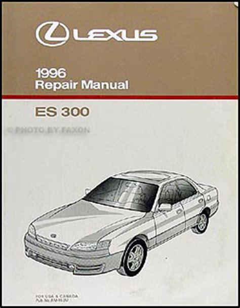 1996 lexus es300 repair manual
