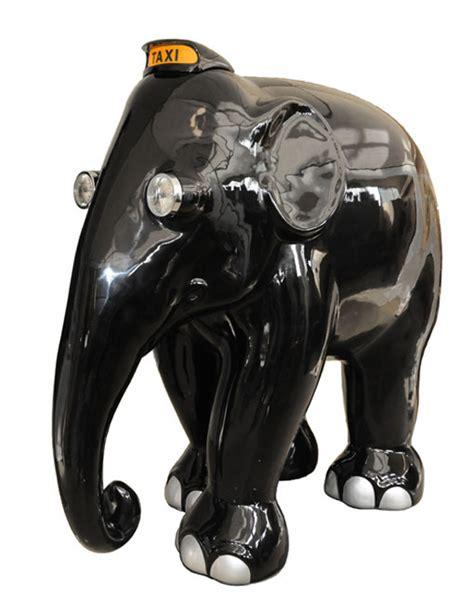 designboom elephant benjamin shine taxi elephant