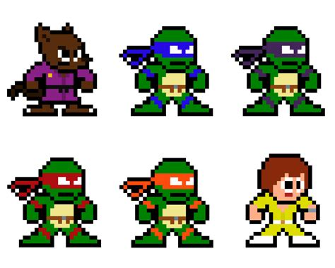 Drawing 8 Bit Characters by 8 Bit Clipart 2240795