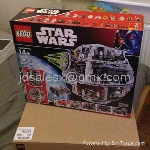 Lego Exclusive 10188 Wars lego wars exclusive limited edition set 10188