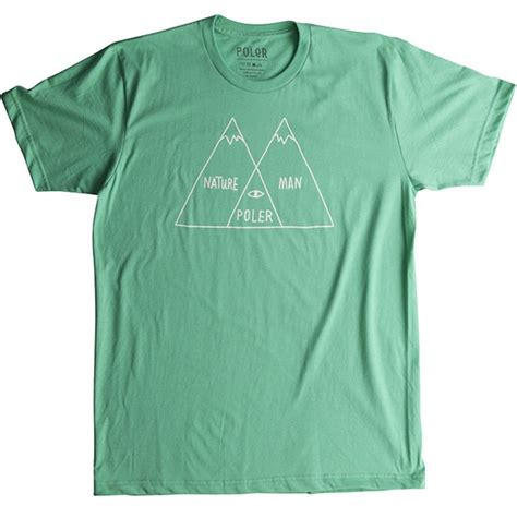 poler venn diagram t shirt forest service green