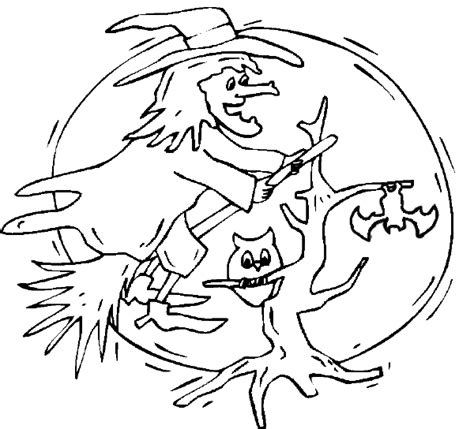 witch costume halloween coloring page halloween coloring book pages witch coloring pages
