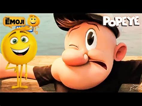 emoji film vs the emoji movie out now footage trailer 2017 animated