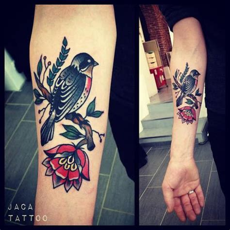 traditional bird tattoo 25 best ideas about robin bird tattoos on