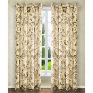 Lined Grommet Curtains Brissac Linen 84 X 50 Inch Lined Grommet Curtain Single Panel Ellis Curtain Panels Panel