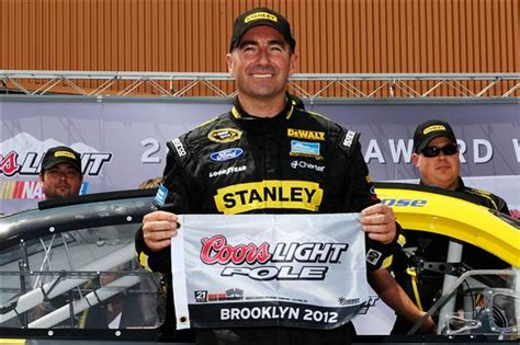 coors light pole qualifying 2012 michigan june nascar sprint cup series coors light