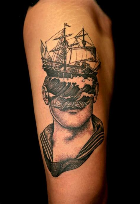 sailing tattoos 27 best sailor tattoos
