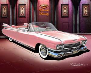1950 Pink Cadillac Pink Cadillac From Pink Cadillac Heads To Auction 171 The