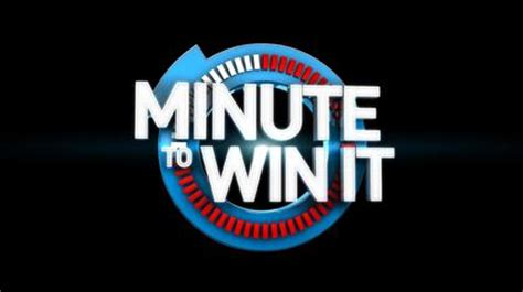 minute to win it pin minute to win it on