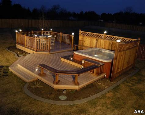 outdoor deck ideas summer outdoor lighting trends