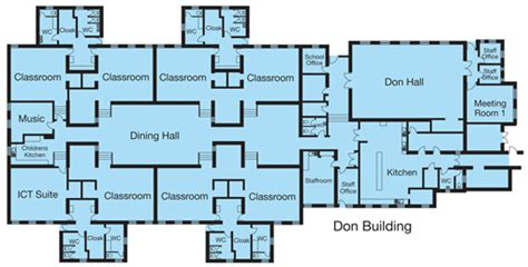 Home Office Floor Plans by Oughtibridge Primary