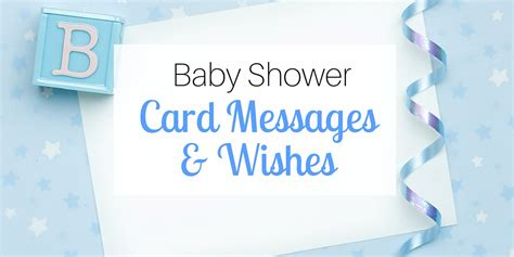 Baby Shower Card Wishes by Baby Shower Card Messages Wishes