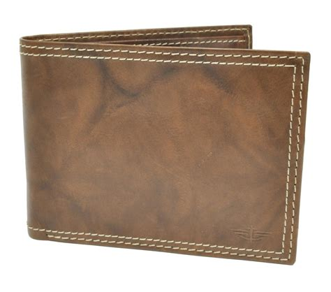 Bifold Wallet mens leather slim bifold wallet by dockers bifold